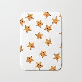 Happy stars Bath Mat