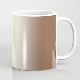 Ombre Shades of Green 1 Coffee Mug