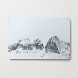 Italian Alps II Metal Print