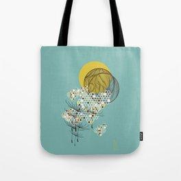Seasons Time Space Tote Bag