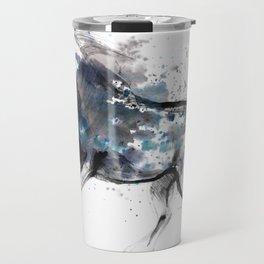 Horse (Storm) Travel Mug