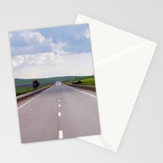 2007 - We Are On A Road To Nowhere (High Res) Stationery Cards