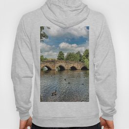5 Arches of Bakewell Bridge Hoody