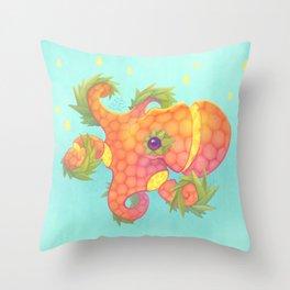 Sweeture: Octopineapple Throw Pillow