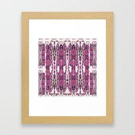 Bianca's Beads Framed Art Print
