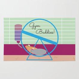 Gym Buddies Rug