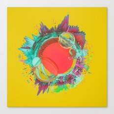 RINGPOP.ONE (everyday 06.04.16) Canvas Print