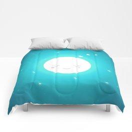 Sweet moon Comforters