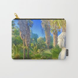 Neon Buddha Carry-All Pouch