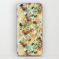 roses iPhone & iPod Skins featuring Roses by RIZA PEKER
