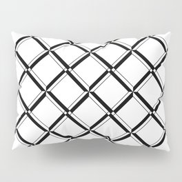optical pattern 22 Pillow Sham