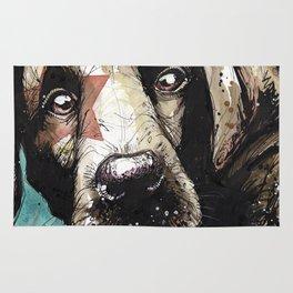 Doggyportrait Rug