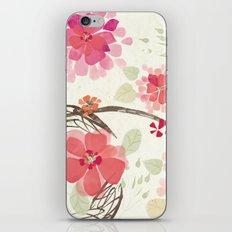 Flora Queen iPhone & iPod Skin
