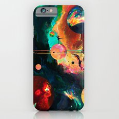 Ívi (Abstract 48) iPhone 6 Slim Case