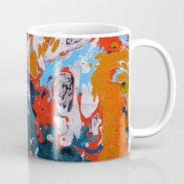 Abstract artistic painting Coffee Mug