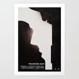 Training Day Art Print