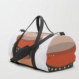 Modern minimal forms 5 Duffle Bag