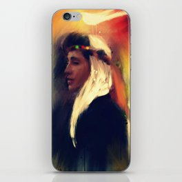 Leila Zana  iPhone Skin