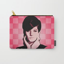Barbra Streisand - Hello Gorgeous - Pop Art Carry-All Pouch