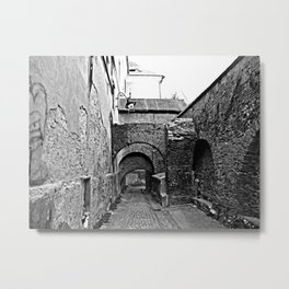 Hermannstadt walls Metal Print
