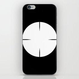 Telescopic Sight iPhone Skin