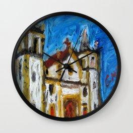 Igreja da Sé de Olinda Wall Clock