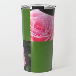 Pink Roses in Anzures 4 Blank Q5F0 Travel Mug