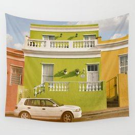 Bo-Kaap Cape Town Wall Tapestry