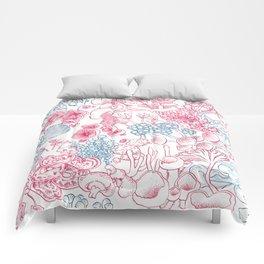 Mycology 1 Comforters