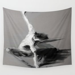 Dance Moves I Wall Tapestry