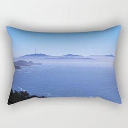 A Smoky Soul Rectangular Pillow