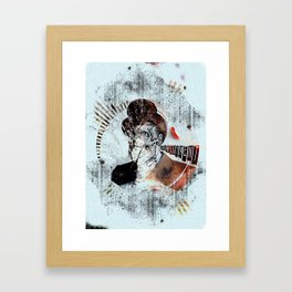 Unemployment - Untitled #2 Framed Art Print