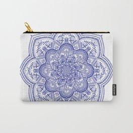 Rainha Azulejo Carry-All Pouch