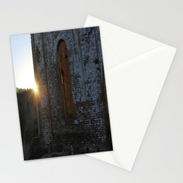 Factory Ruins Stationery Cards