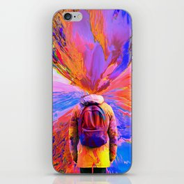 Imagination iPhone Skin