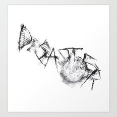 Disaster  Art Print