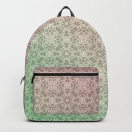 Gradient, ornament 2 Backpack