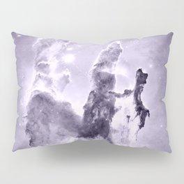 nEbulA Lavender Gray Pillow Sham