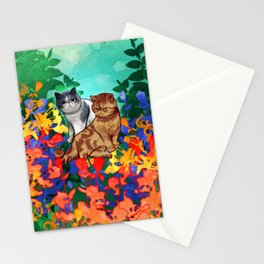 Fitzroy the Cat Stationery Cards