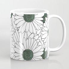 Daisy Mint Mug