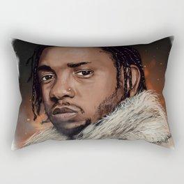 Damn Rectangular Pillow