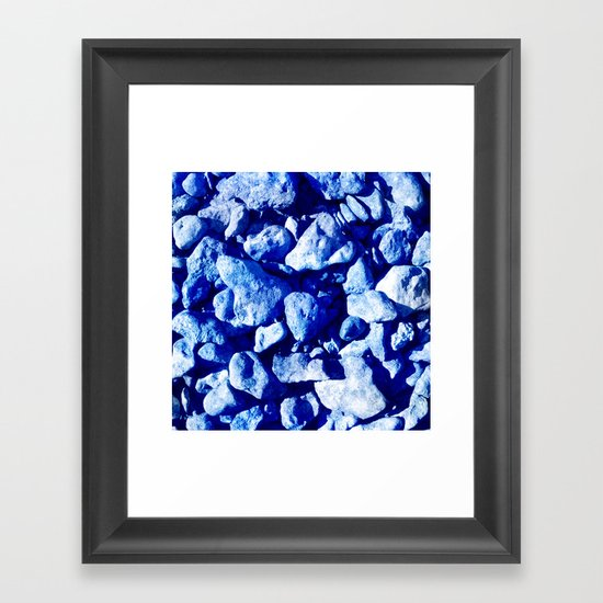 Ancestry Blues  Framed Art Print
