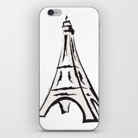 french iPhone & iPod Skins featuring French by jssj