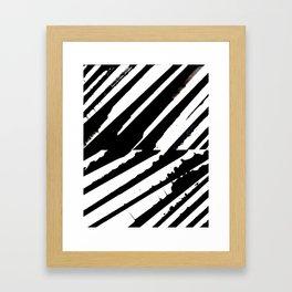 Kollage n°209 Framed Art Print