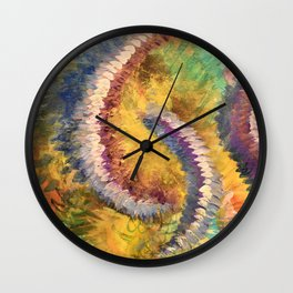 Strike 6 Wall Clock