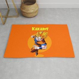 Dragon Ball Kakarot Rug