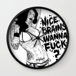 Lifeless Wall Clock