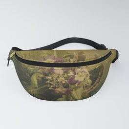 Little Winter Flower Fanny Pack