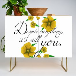 Despite Everything Credenza