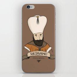 Sultanahmet, Istanbul iPhone Skin